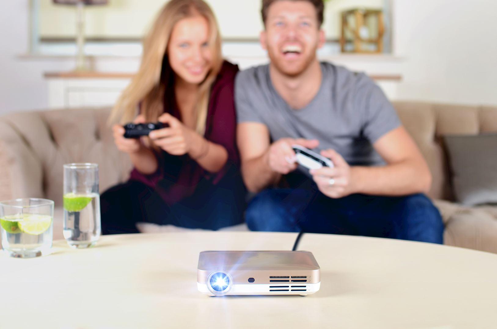 video projecteur led
